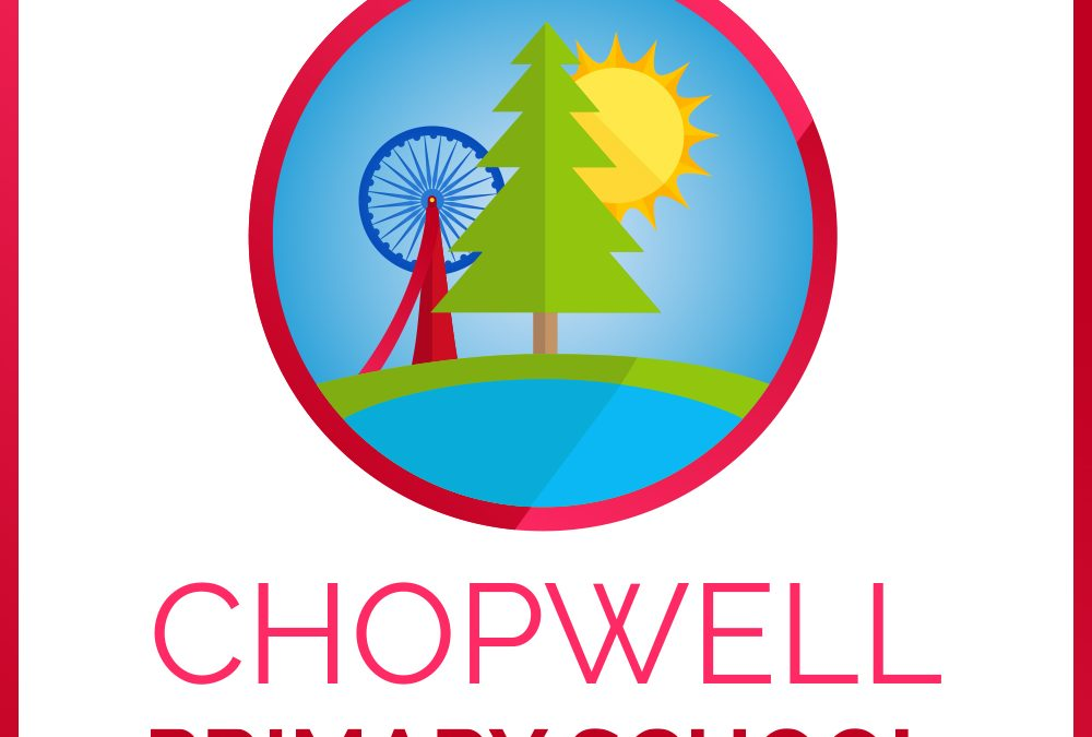 Chopwell Primary School Re-Brand