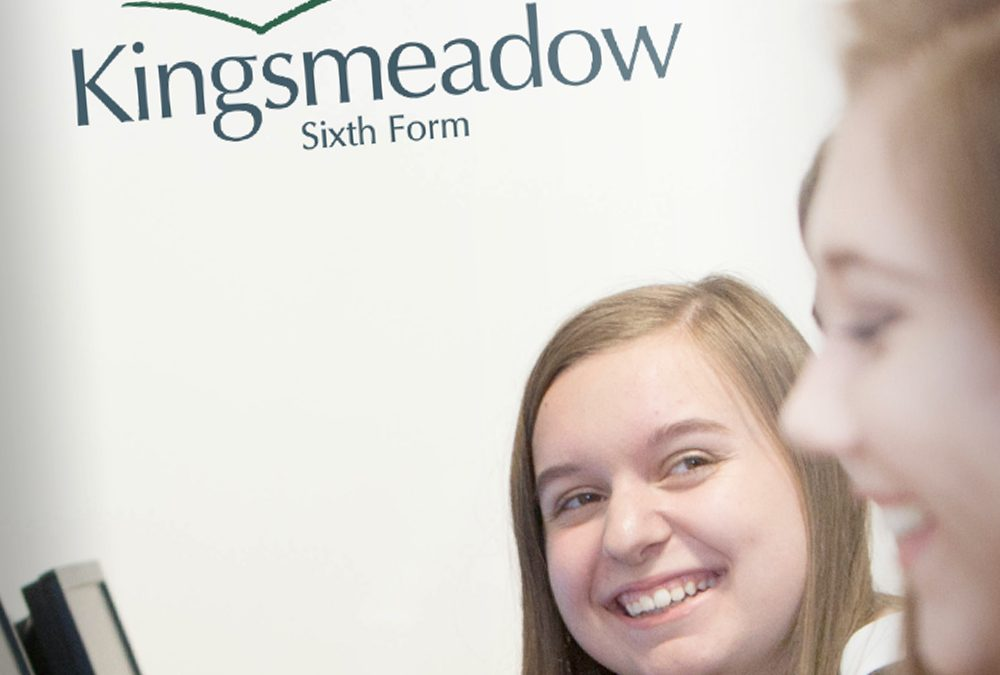 KINGSMEADOW SCHOOL SIXTH FORM PROSPECTUS