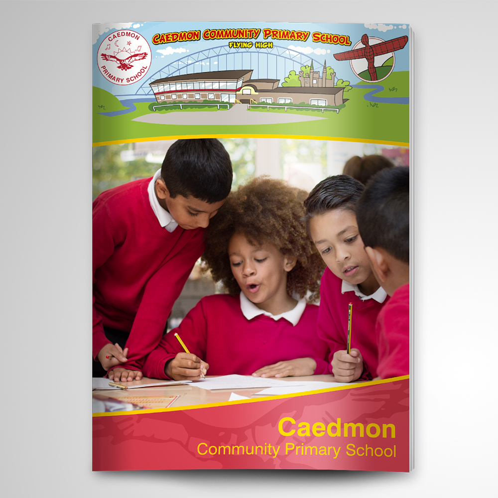 Primary School Prospectus Design